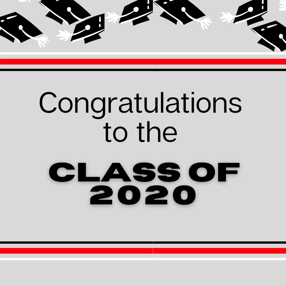 Class of 2020 Virtual Scholarship Banquet