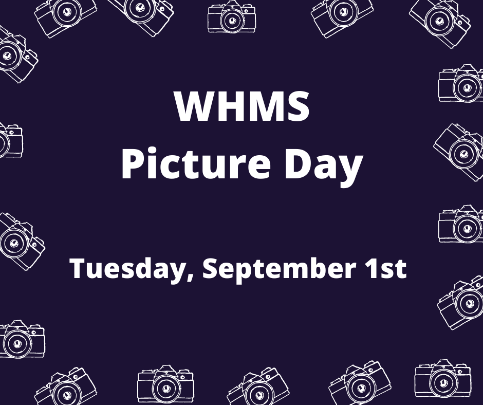 WHMS  School Picture Day