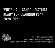 WHSD Ready for Learning Plan