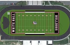 New Turf at Bulldog Stadium